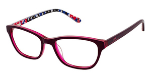 Lulu by Lulu Guinness LK012 Eyeglasses