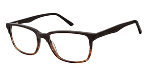 London Fog Mens Fulton Eyeglasses