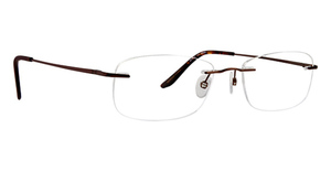 Totally Rimless TR 263 Structure Eyeglasses