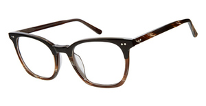London Fog Mens Gus Eyeglasses