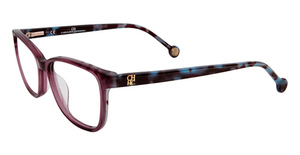 CH Carolina Herrera VHE719K Purple 0W48