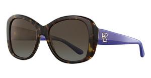 Ralph Lauren RL8144 Shiny Dark Havana
