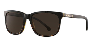 Brooks Brothers BB5027S BLACK TORT/MATTE BLACK T