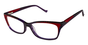 Tura R553 Purple/Burgundy