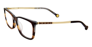 CH Carolina Herrera VHE722K Brown Horn 07Hl