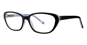 Daisy Fuentes Eyewear Daisy Fuentes La Galena Eyeglasses