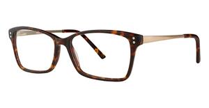 Daisy Fuentes Eyewear Daisy Fuentes La Emelda Eyeglasses