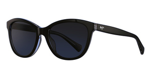 Maui Jim Canna 769 Black with Crystal