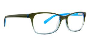 XOXO Portico Green/Blue