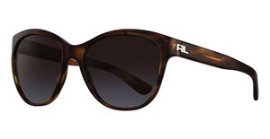 Ralph Lauren RL8156 Striped Havana