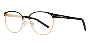 Capri Optics DC161 Black/Gold