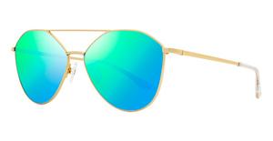 Capri Optics JF602 Shiny Gold