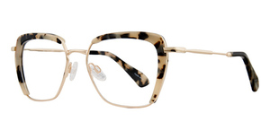 Capri Optics DC325 Leopard/Gold