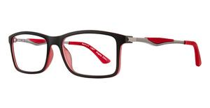 Capri Optics PARKER Black/Red