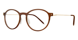 ARTISTIK EYEWEAR ART321 Brown/Gold