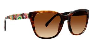 Vera Bradley Leslie O Sunglasses