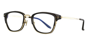 AGO BY A. AGOSTINO PF80005 01-BLACK/GOLD