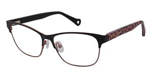 Betsey Johnson Sweet Nothing Eyeglasses