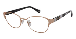 Betsey Johnson Glitz Eyeglasses