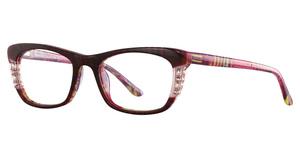 Aspex P5038 Dark Red & Crystal Pink
