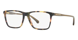 Brooks Brothers BB2037 Retro Tortoise/Olive Tra