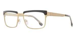Capri Optics ART 418 Gold/Black