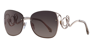 Roberto Cavalli RC1027 shiny light bronze / brown mirror