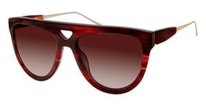 Derek Lam JUPITER RED SMOKE