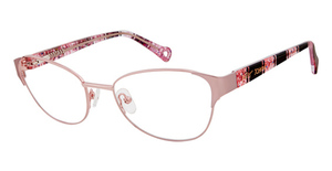 Betsey Johnson Glitz Pink