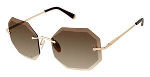 Kate Young K541 Brown/Gold