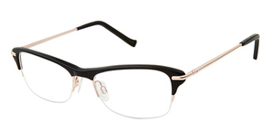 Tura R554 Black/Rose Gold