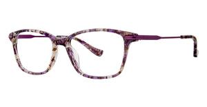 Kensie spiral Eyeglasses