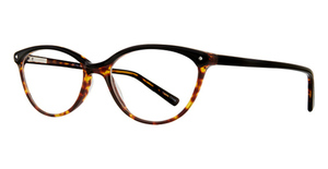 Capri Optics DC166 Black Tortoise