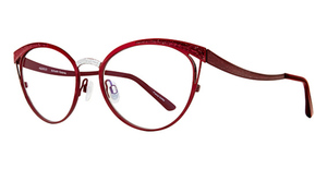 Capri Optics AG 5023 Burgundy
