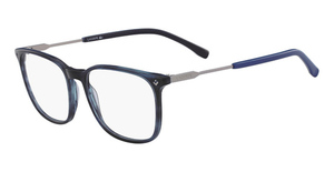 Lacoste L2805 (424) Striped Blue