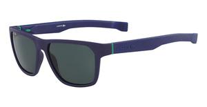 Lacoste L869S (414) Blue Navy