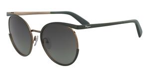6ecb9a352 Salvatore Ferragamo SF165S Sunglasses