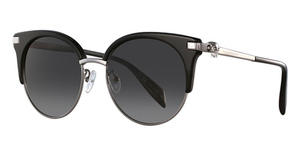 Alexander McQueen AM0082S Black-Ruthenium-Grey