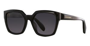 Alexander McQueen AM0042S Black-Black-Grey