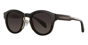 Alexander McQueen AM0046S Avana-Avana-Brown