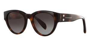 Alexander McQueen AM0054S Avana-Avana-Brown