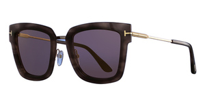 Tom Ford FT0573 coloured havana / gradient