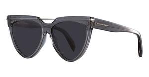 Alexander McQueen AM0087S Grey-Grey-Grey