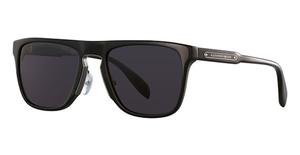 Alexander McQueen AM0078S Black-Black-Grey