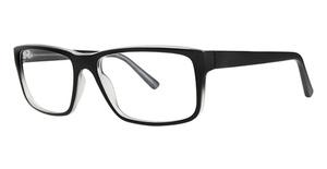 Modern Plastics I Halftime Eyeglasses