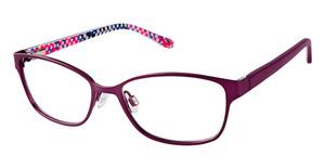 Lulu by Lulu Guinness LK014 Eyeglasses