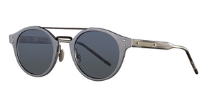 Bottega Veneta BV0078S Ruthenium-Grey-Grey