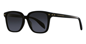 Alexander McQueen AM0071S Black-Black-Grey