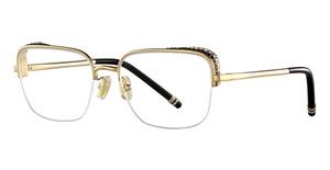 Boucheron BC0035O Gold-Gold-Transparent