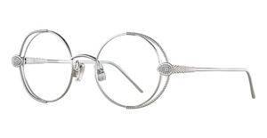 Boucheron BC0031O Silver-Silver-Transparent